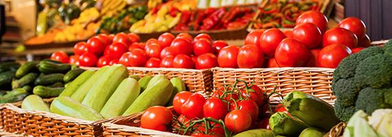 果物・野菜の陳列最適化